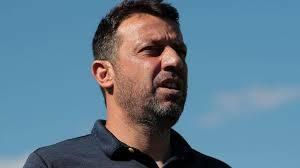 Roberto D'Aversa, allenatore, sampdoria