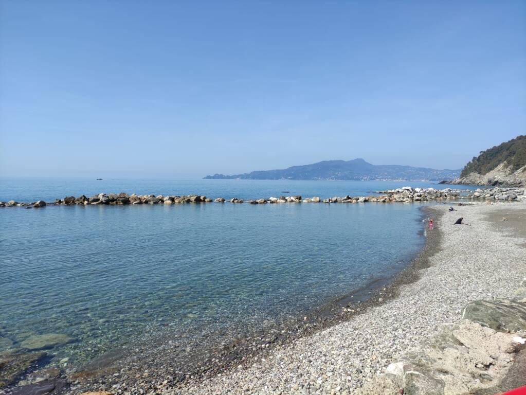 spiaggia generica Chiavari