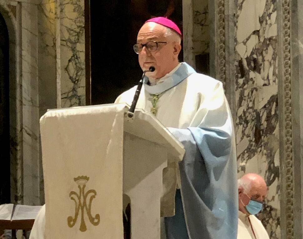 vescovo Giampio Devasini