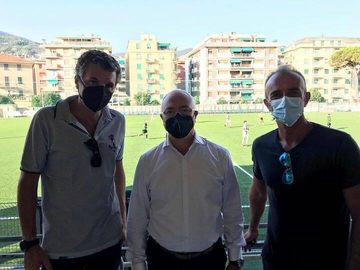 Bagnasco, Pellerano e Perpignani al Macera