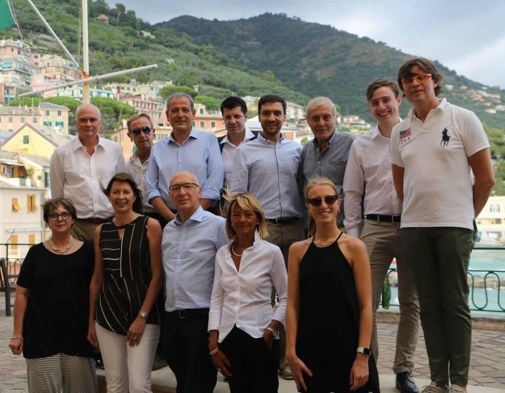 Bogliasco squadra Guelfo