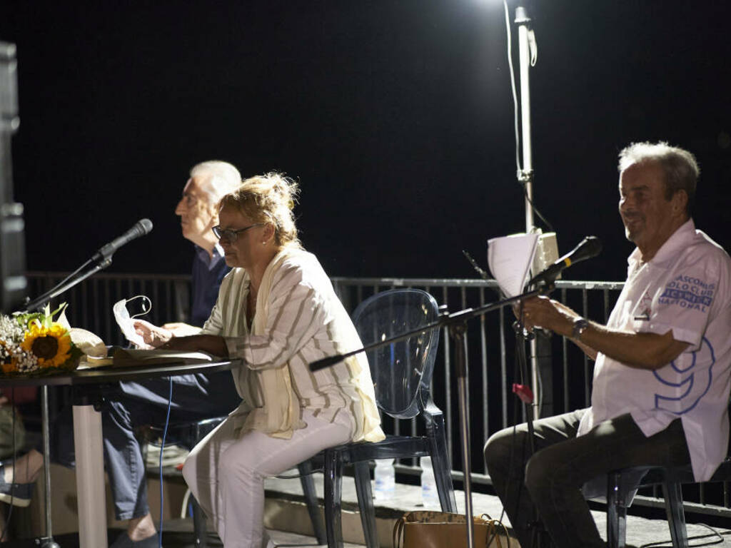 Camogli presentazione libro Marta Riotti