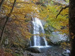 cascate della ravezza, parco dell'aveto