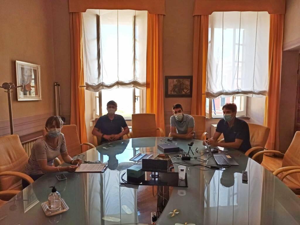 deleghe in consiglio comunale a Sestri