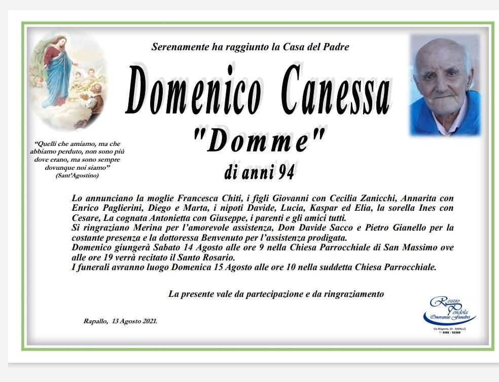 Domenico Canessa