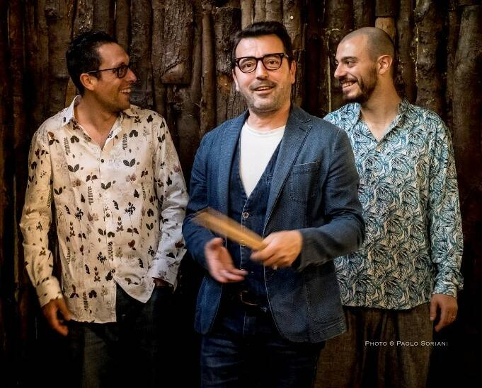 Lorenzo Tucci Touch Trio