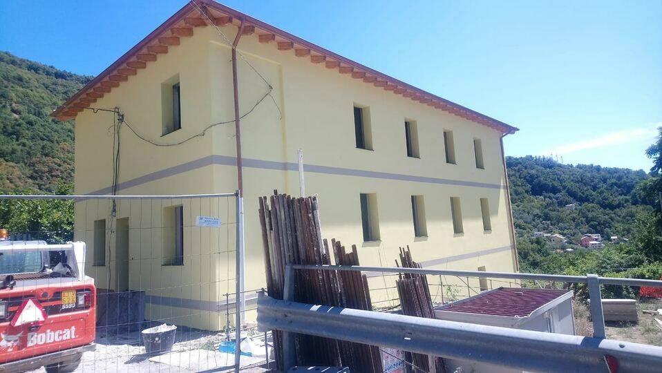moconesi, ex scuola di cornia