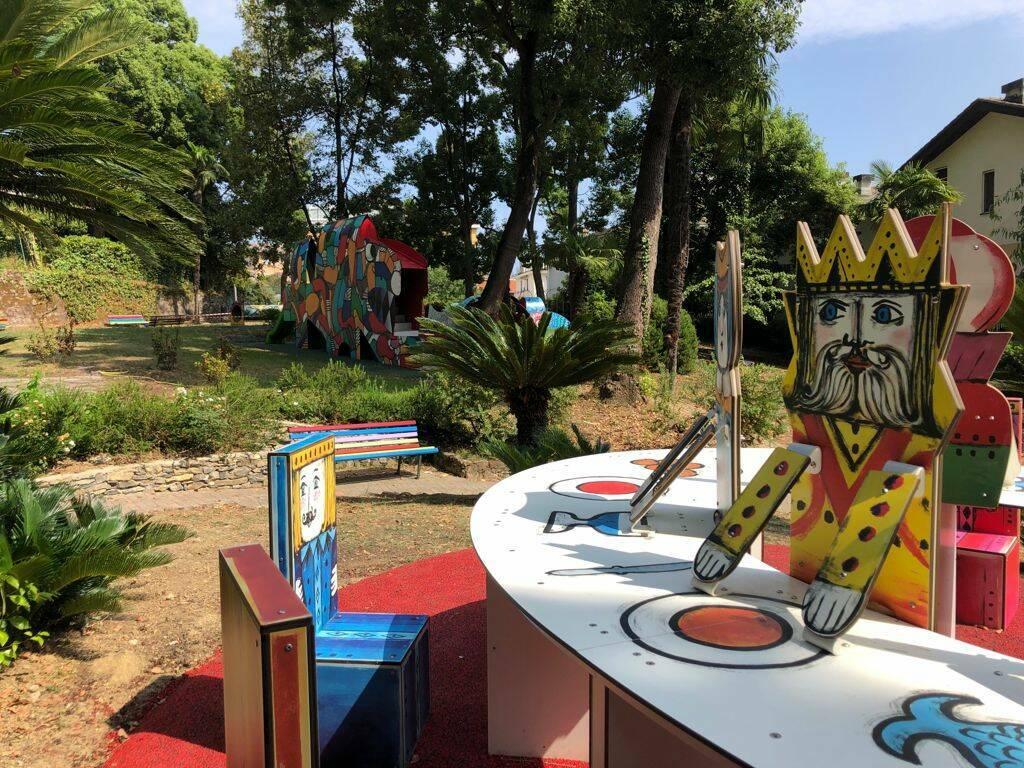 parco del flauto magico