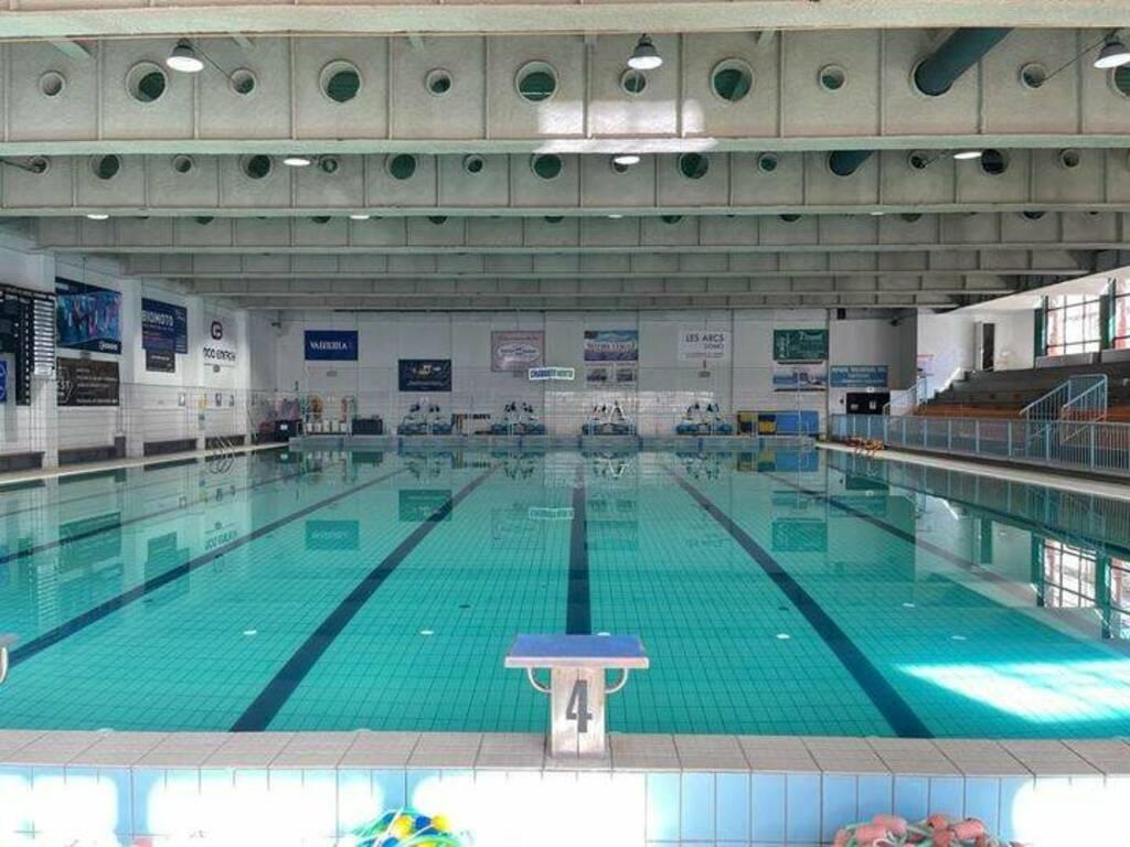 piscina a chiavari