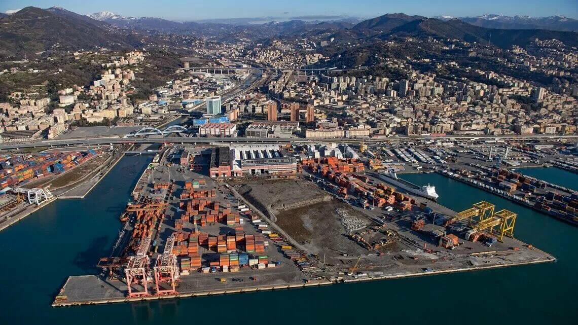 porto, container