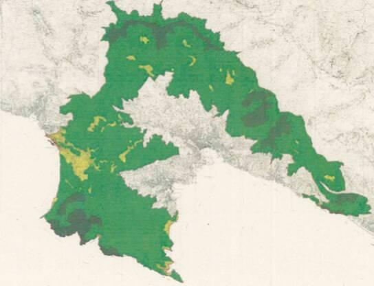 Recco e il parco di Portofino