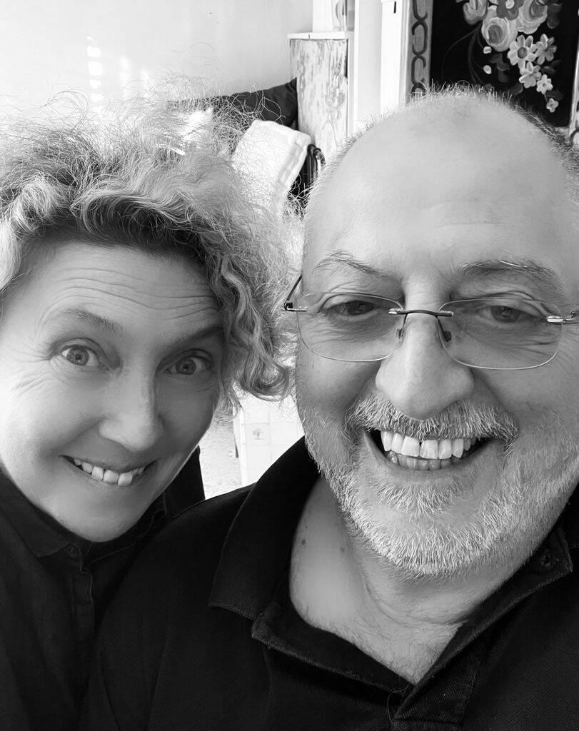 Rossana Casale e Luigi Bonafede