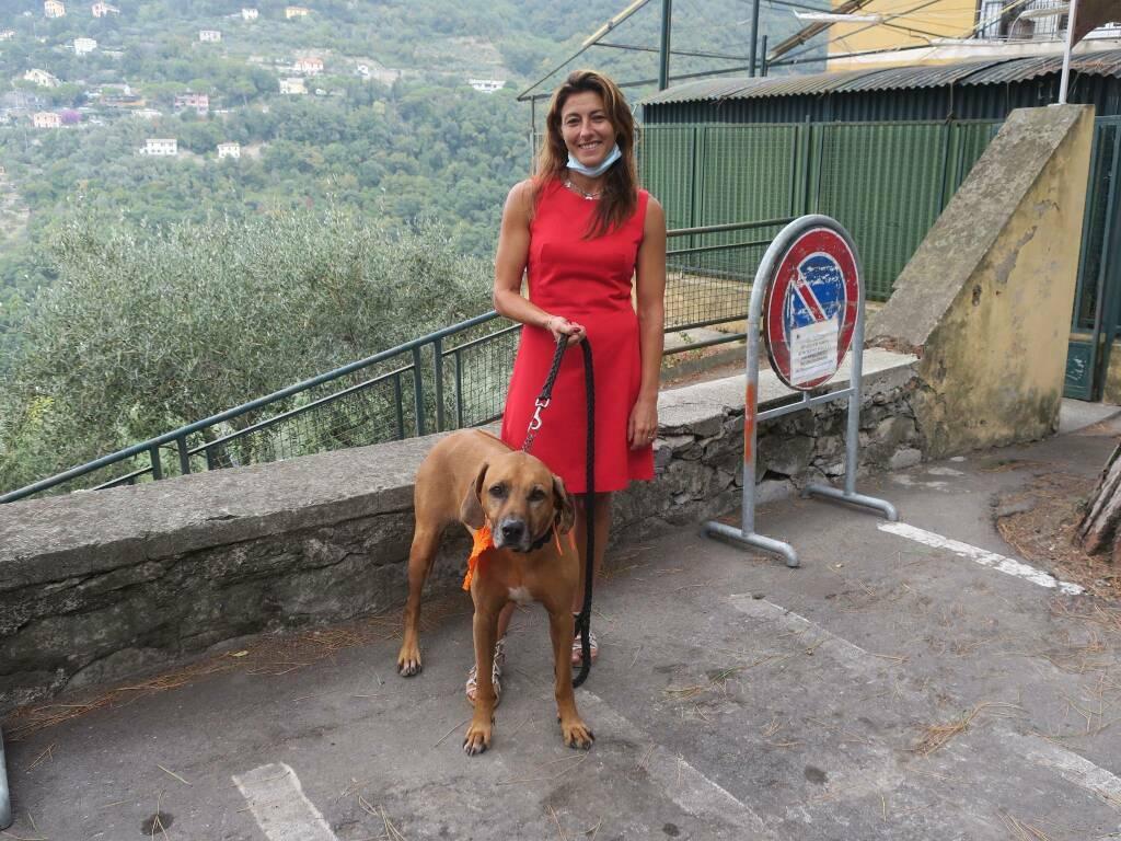 San Rocco premio fedeltà del cane