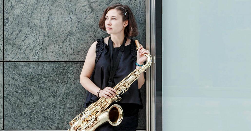 Sant'in Jazz con Sophia Tomelleri