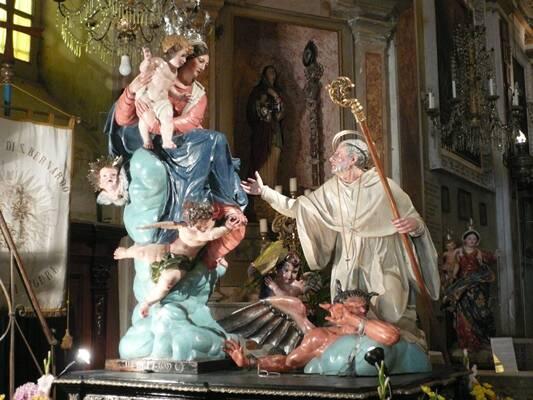 Santa Arca San Bernardo