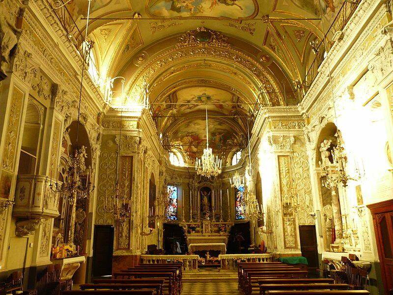 Santa Maria del Campo, Rapallo