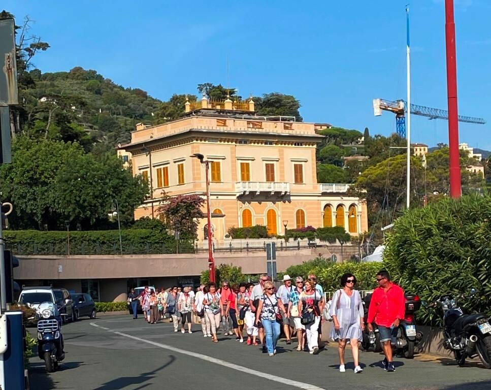 battelli a Rapallo