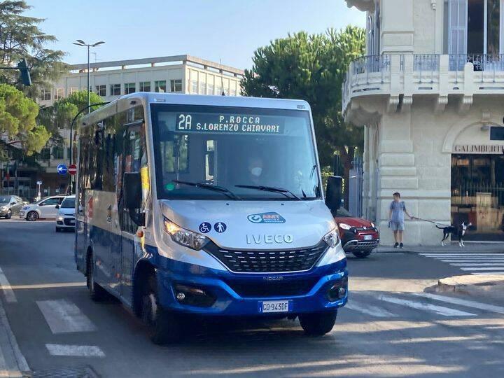 bus, san lorenzo chiavari, amt