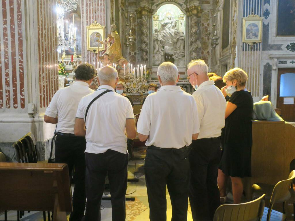 Camogli Messa San Prosp