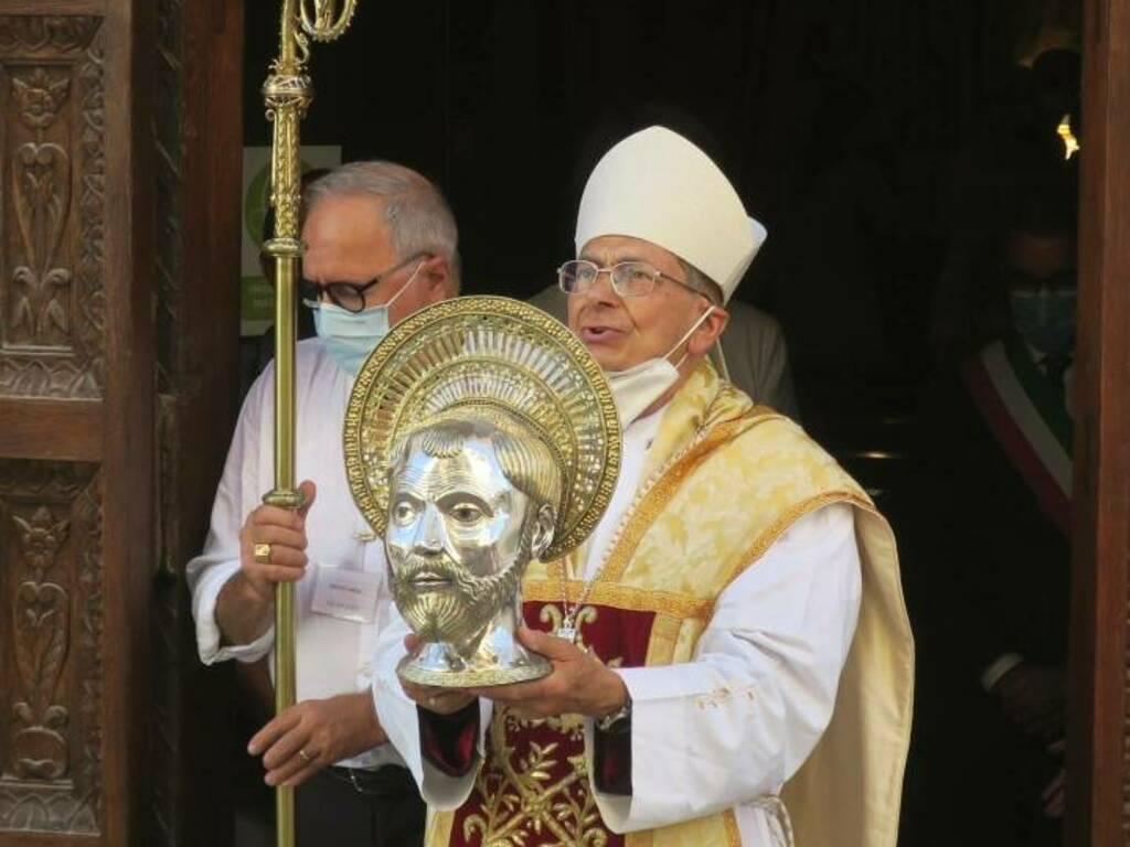 Camogli Messa San Prospero