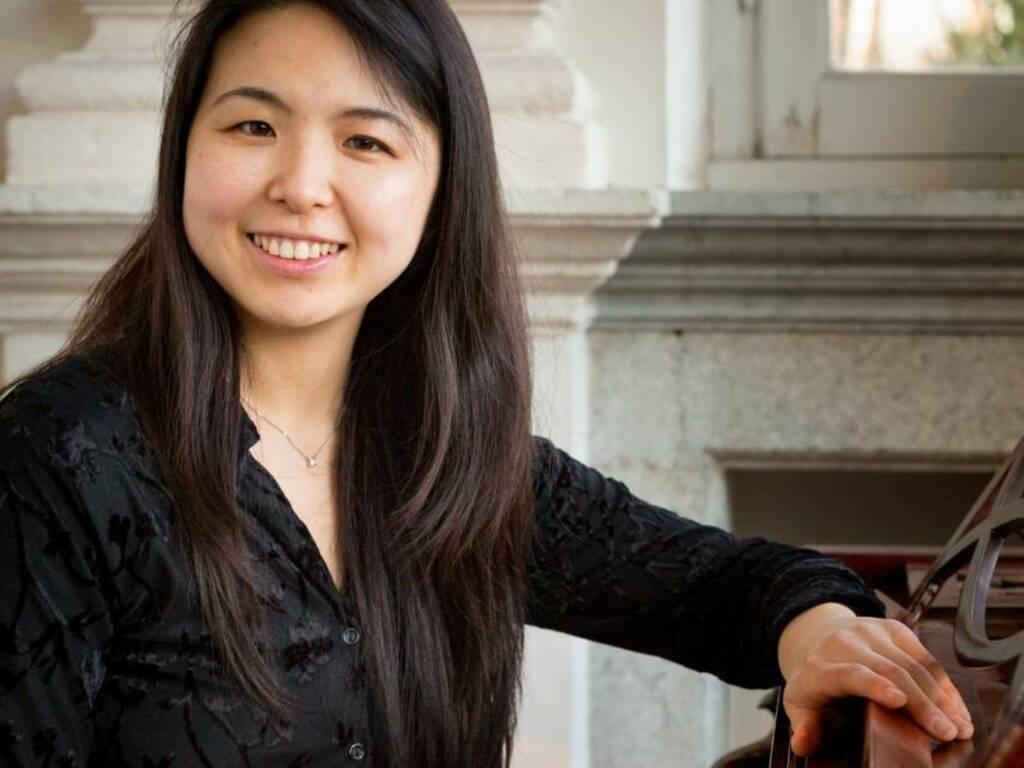 Camogli pianista Ai Watanabe