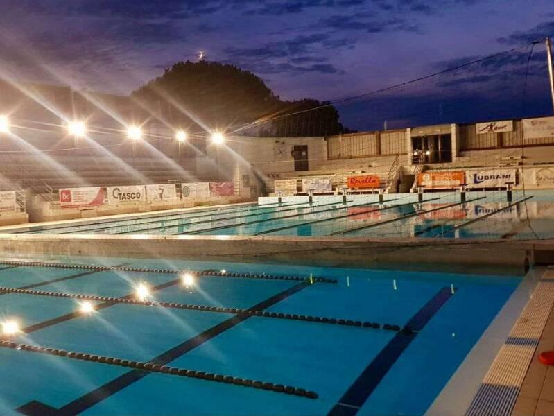 Camogli piscina
