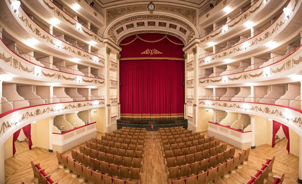 Camogli teatro Sociale