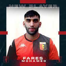 Fares (ph Genoa CFC)