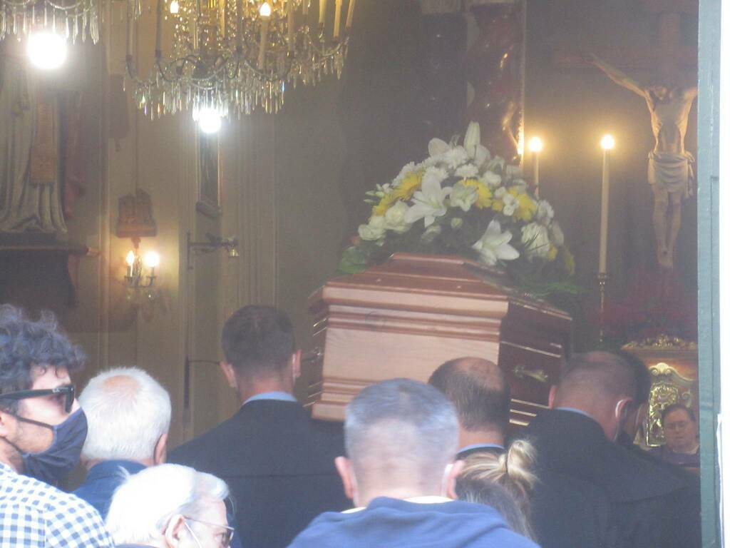 funerali taxista