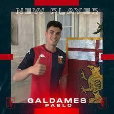 Galdames (ph Genoa)