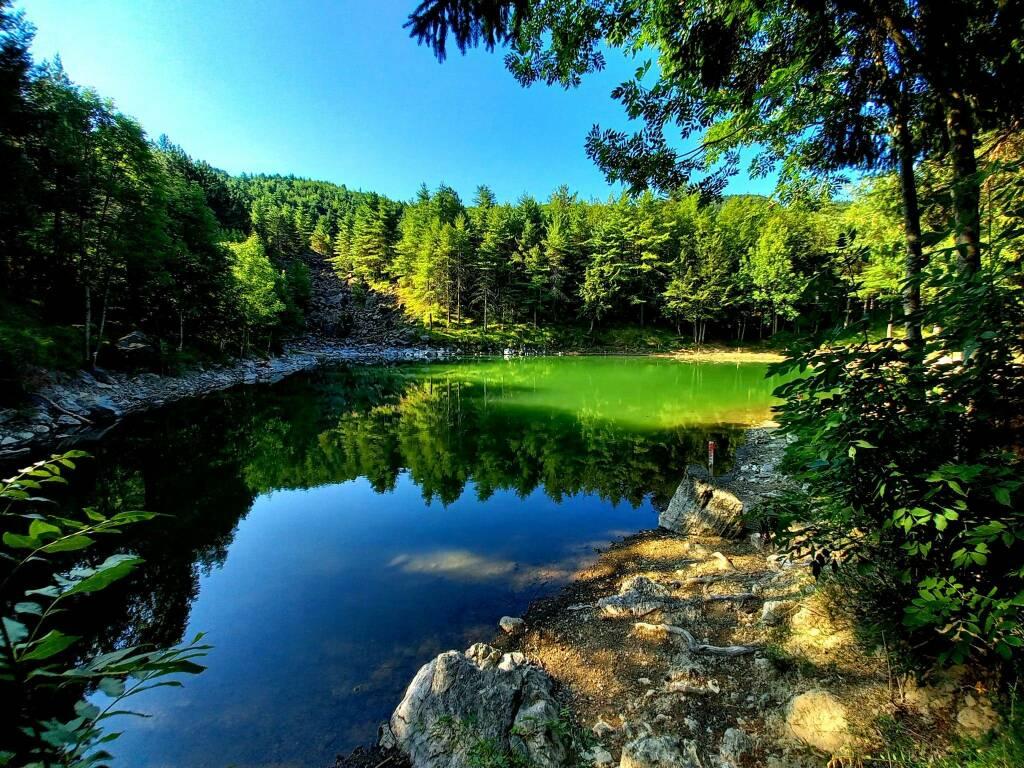 lago, parco dell'aveto