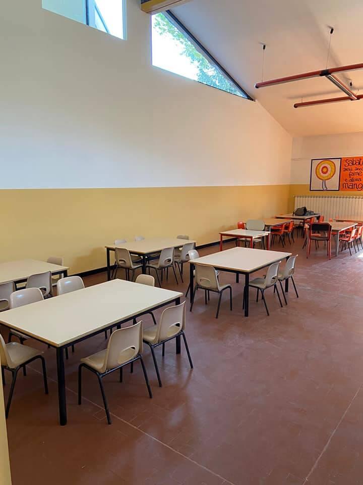 mensa dell'asilo munari