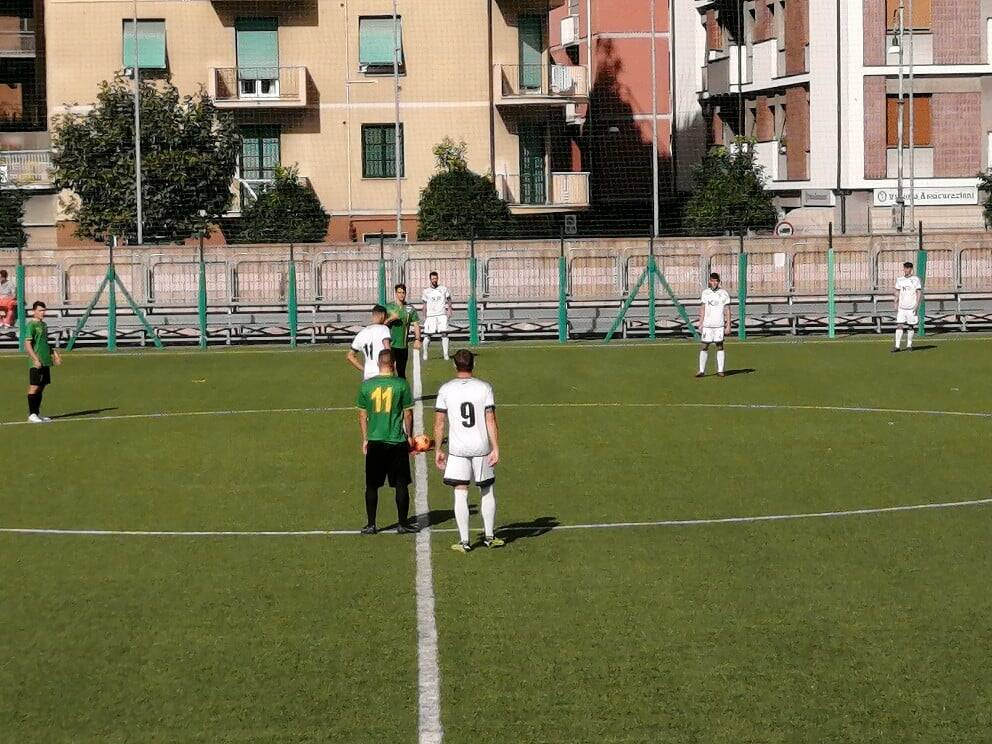 rapallo rivarolese - athletic club (ph vecchi ruentini)