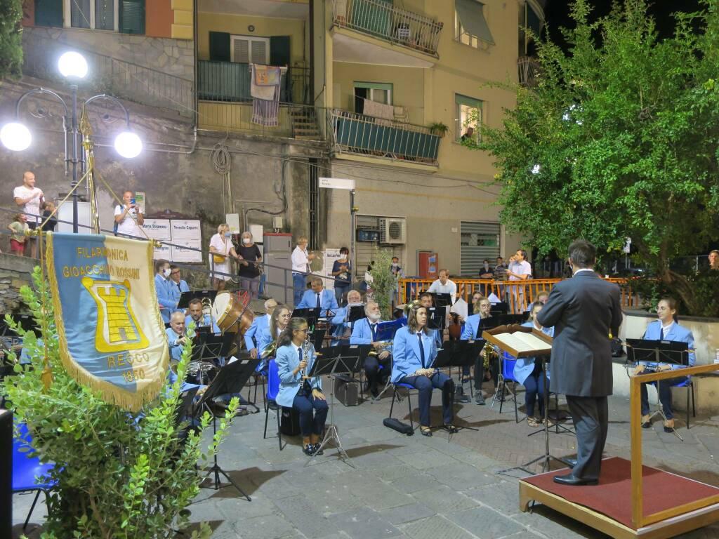 Recco concerto Filarmonica