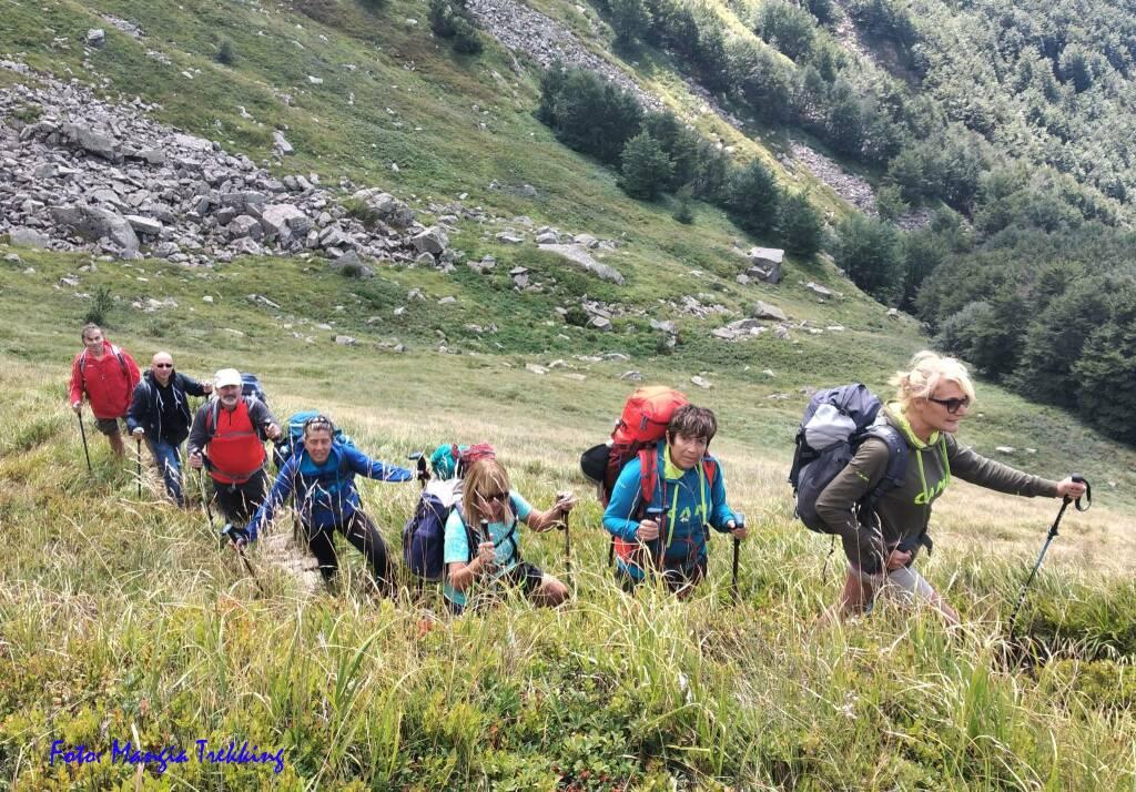 trekking, camminate, sentieri