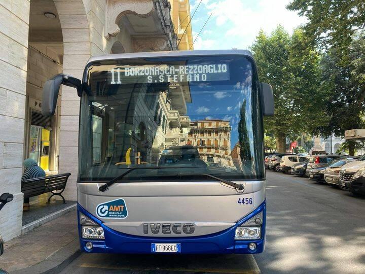 bus, linea 11, amt
