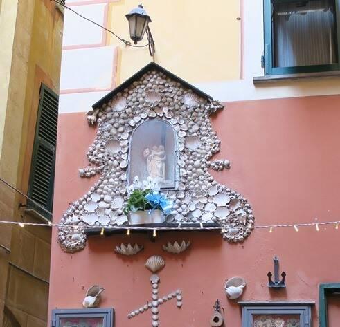 Camogli Madonna dei gotti