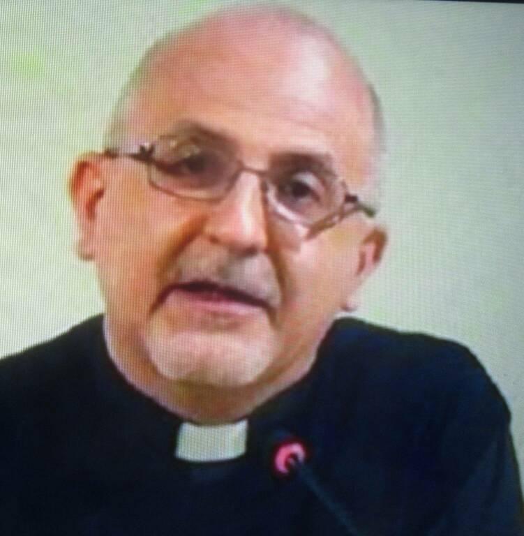 Giampio Davasini vescovo Chiavari