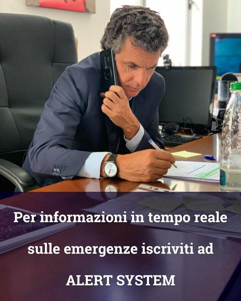 Rapallo alert system