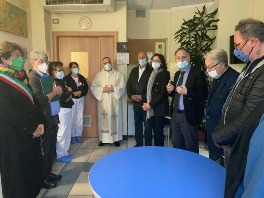 stanze hospice dedicate a di capua