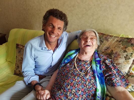 Rapallo: è morta Celestina Gardella, aveva 109 anni