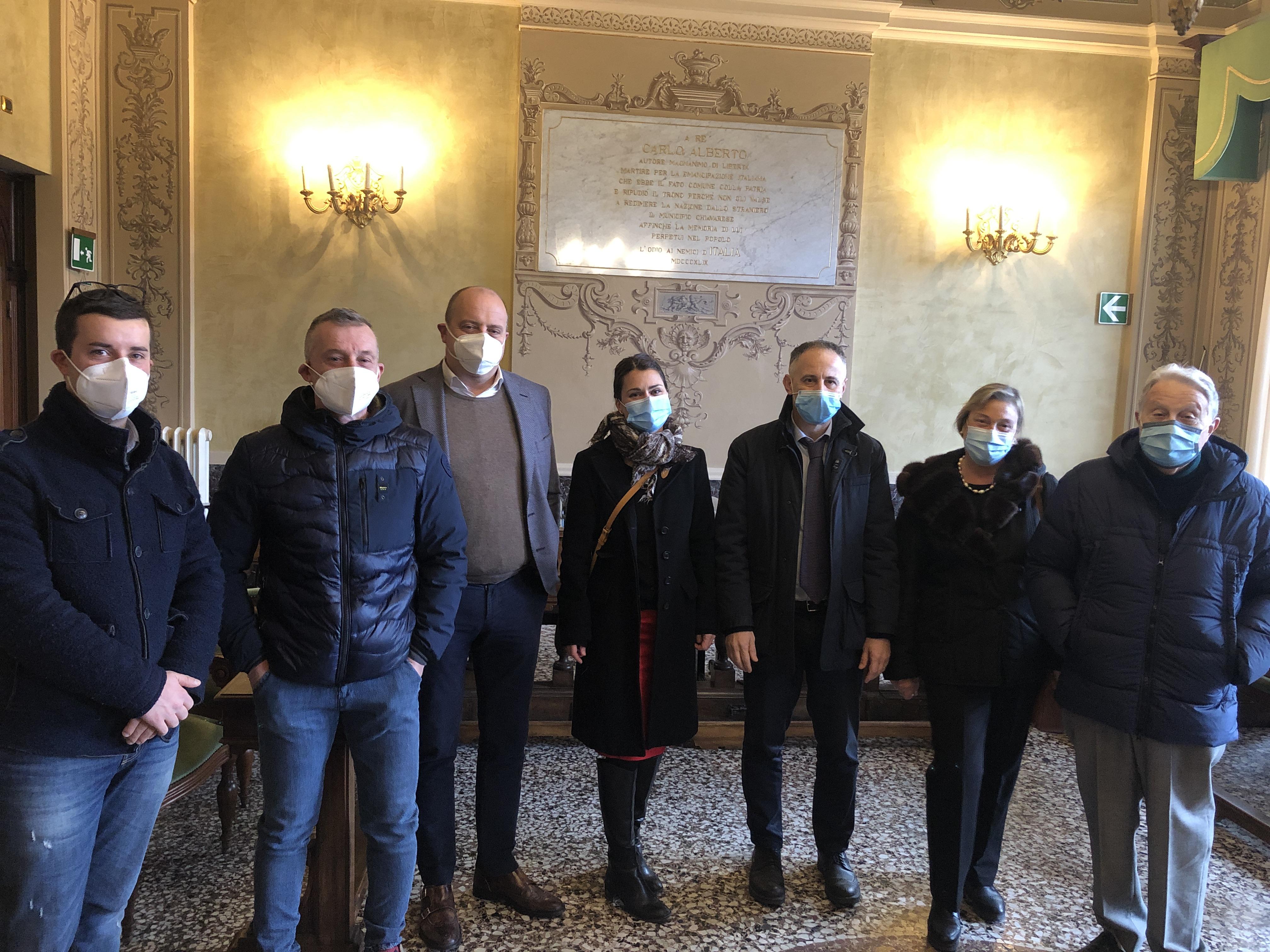 Chiavari: Di Capua incontra Petralia, direttore generale Asl-4