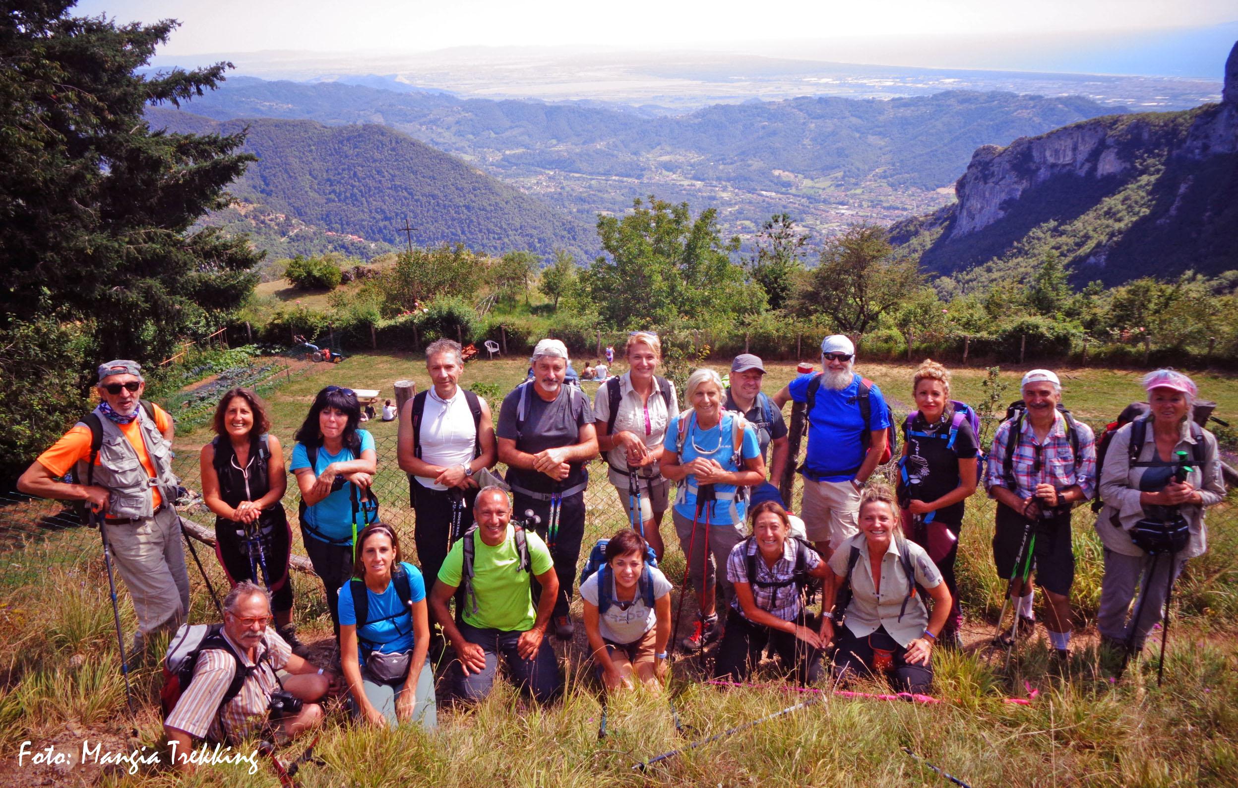 Sesta Godano: Mangia Trekking, le Alpi Apuane e Dante