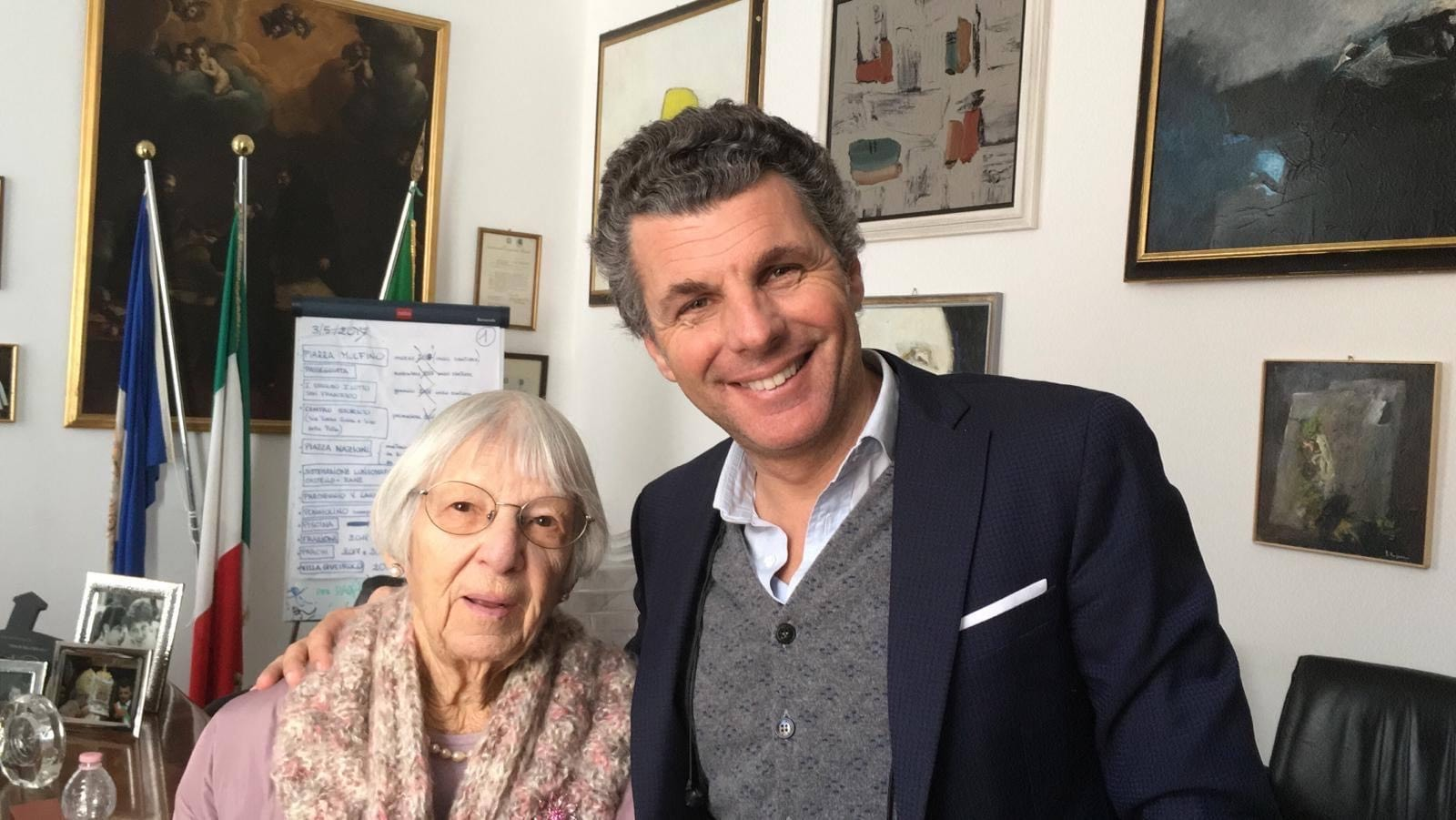 Rapallo: Vanda, volontaria dell'Avo, morta a 102 anni