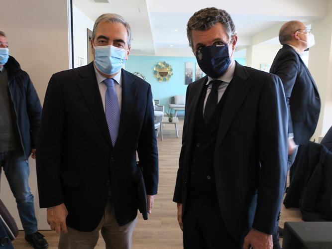 Rapallo: il senatore Gasparri ha incontrato i balneari