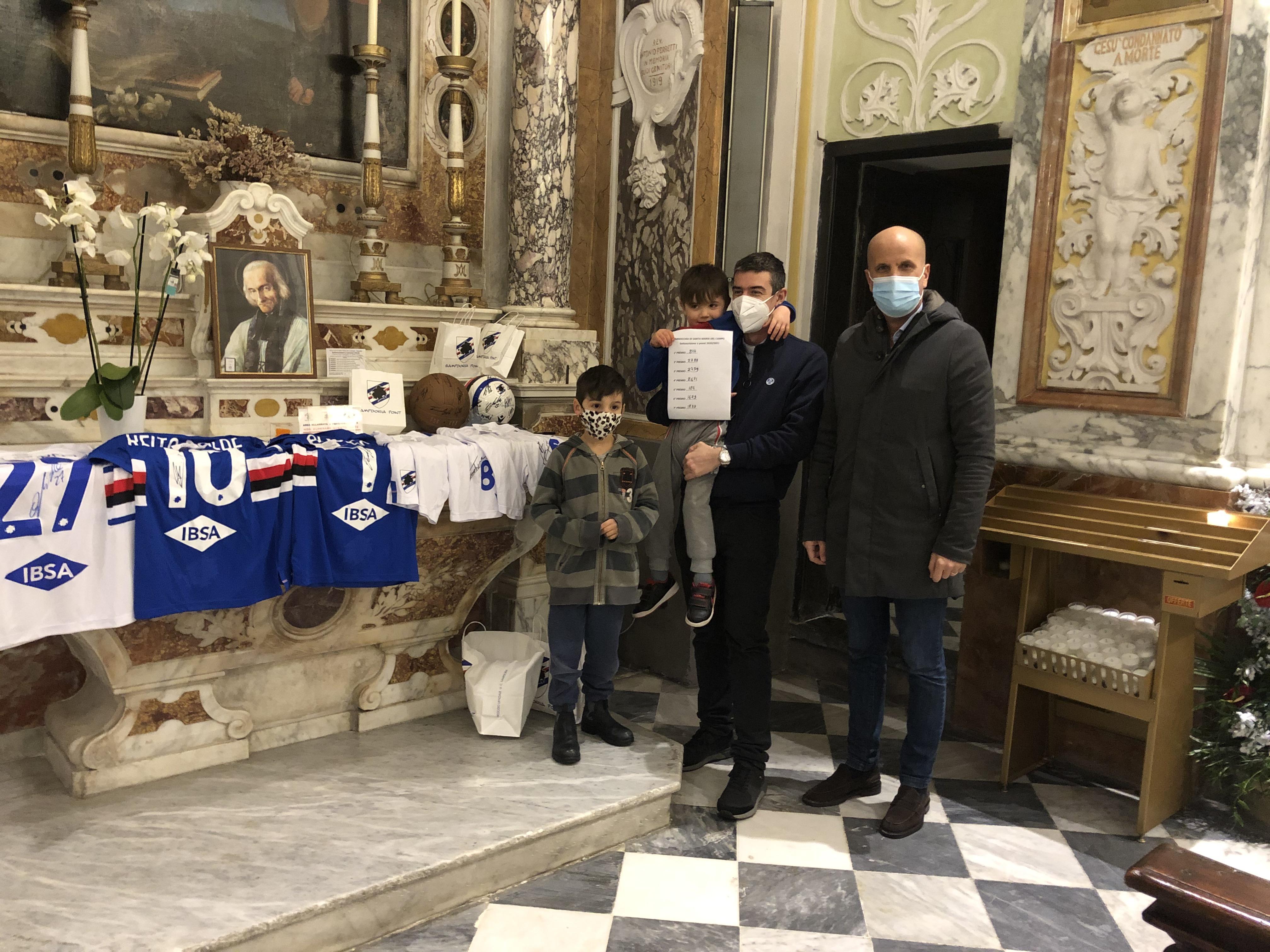 Rapallo: lotteria di Santa Maria, i biglietti vincenti