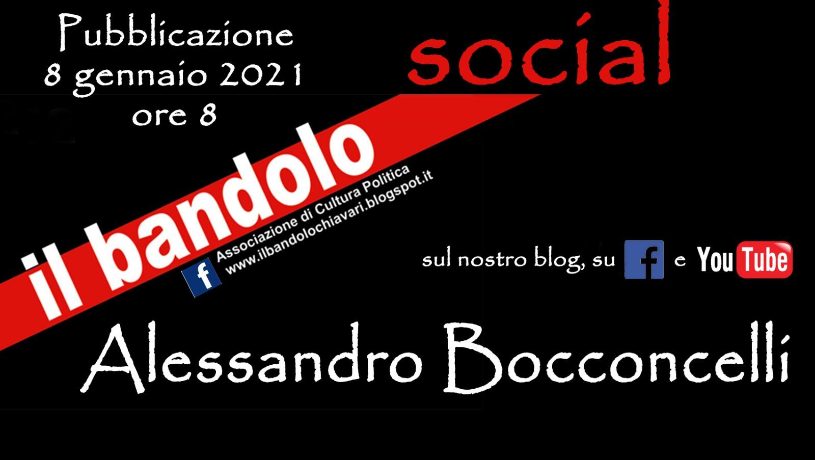 """Chiavari: """"il bandolo social"""", venerdì con Alessandro Bocconcelli"""