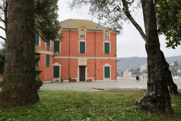 Rapallo: Villa Porticciolo, riduzione dell'affitto causa covid