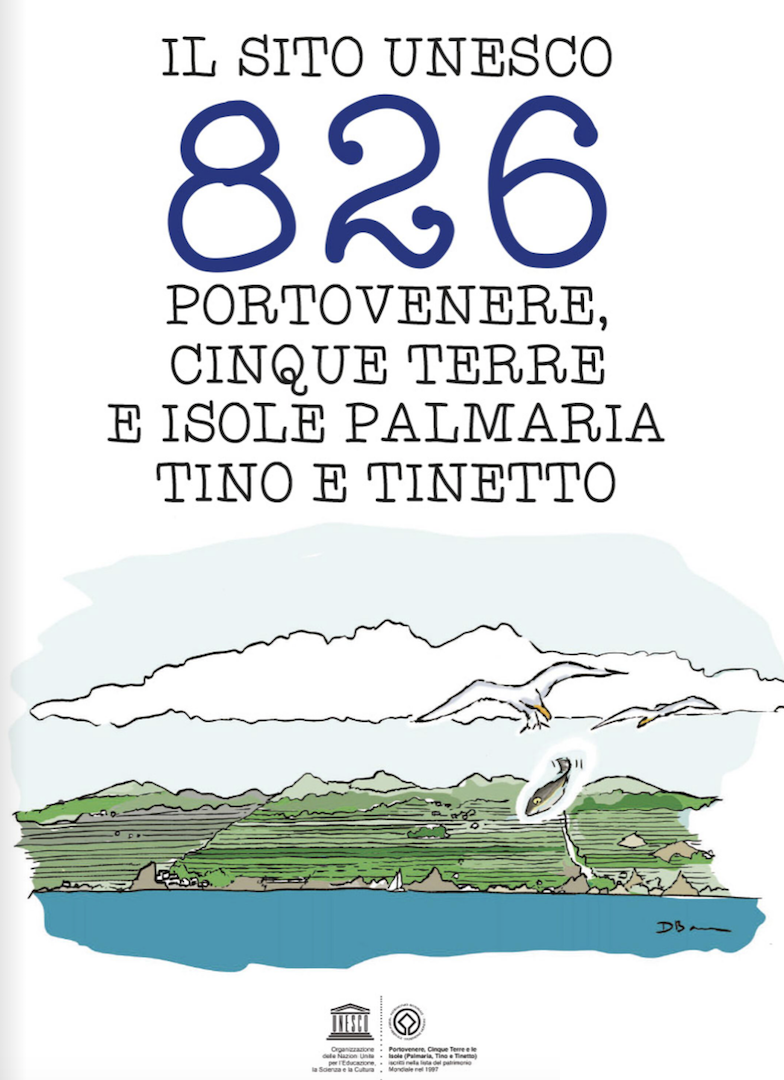Cinque Terre: un libro e un virtual tour per promuovere il sito Unesco