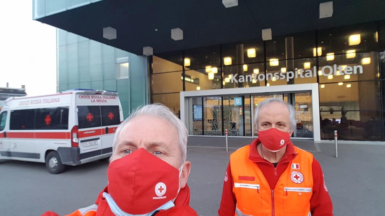 Val di Vara: otto ore di viaggio con l'emergenza neve